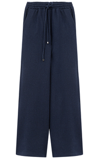 Трикотажные брюки La Reine Blanche