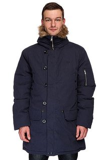 Куртка парка Fred Perry Down Snorkel Parka Blue