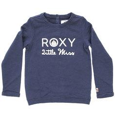 Свитшот детский Roxy Itfeelsgood Dress Blues