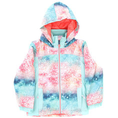 Куртка зимняя детский Roxy Mini Jetty Neon Grapefruit