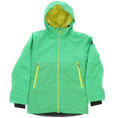 Куртка утепленная детская Quiksilver Sierra Youth Kelly Green