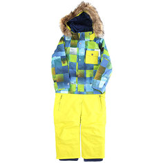 Комбинезон сноубордический детский Quiksilver Rookie Kids Blue Sulphur