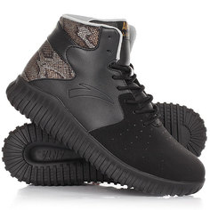 Ботинки зимние женские Anta 82746930-4 Black
