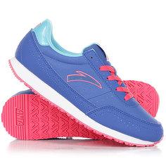 Кроссовки женские Anta 82618880-4 Blue