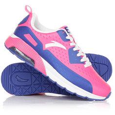 Кроссовки женские Anta 82617773-4 Pink
