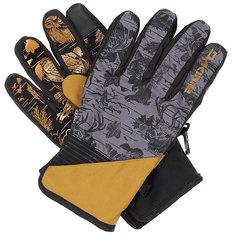 Перчатки сноубордические Dakine Crossfire Glove Watts