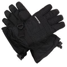Перчатки сноубордические женские Dakine Capri Glove Black