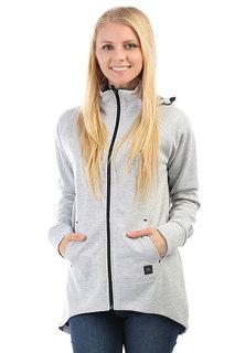 Толстовка сноубордическая женская Rip Curl Hyder Cement Marle