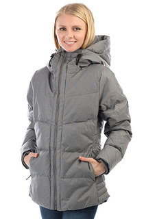 Куртка зимняя женская Rip Curl Cherhill Cement Marle