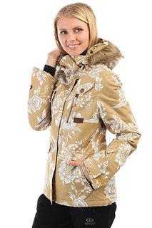 Куртка утепленная женская Rip Curl Chic Ptd Prairie Sand