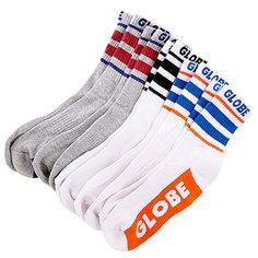 Комлект носков Globe Bueller Crew Sock Pack