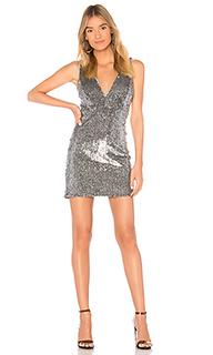 Мини платье - Bardot