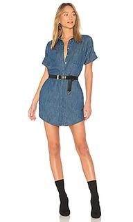 Платье-рубашка fatal attraction - BLANKNYC [Blanknyc]