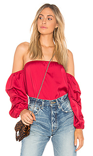 Блуза с открытыми плечами cole - by the way.