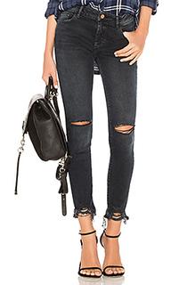 Укороченные джинсы скинни margaux instasculpt - DL1961