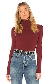 Облегающий пуловер turtleneck - Diane von Furstenberg