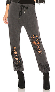 Рваные спортивные брюки snowball - Indah
