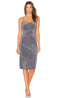Платье-комбинация с открытой спиной - J.O.A.