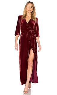Макси платье rosalind - LAGENCE