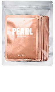Тканевая маска pearl - LAPCOS