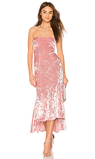 Бархатное платье winslow - LIKELY