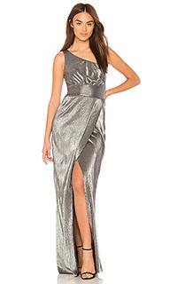 Вечернее платье с открытым плечом chandler - LIKELY