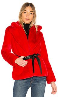 Пальто из искусственного меха valentine - Lovers + Friends