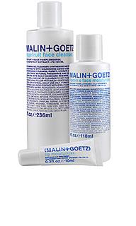 Набор для ухода за кожей skincare essentials - (MALIN+GOETZ)