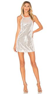 Приталенное и расклешенное платье hemlock - MAJORELLE