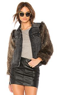 Джинсовая куртка armed & ready drifter - MOTHER