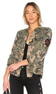 Армейская куртка - Pam & Gela