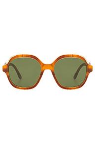 Солнцезащитные очки heritage - Prada