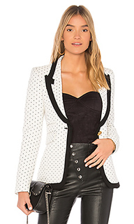 Пиджак с острыми лацканами border - Smythe