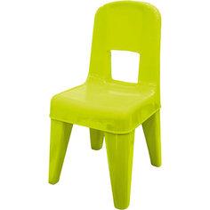"""Детский стул """"Я расту"""", Little Angel, салатовый"""