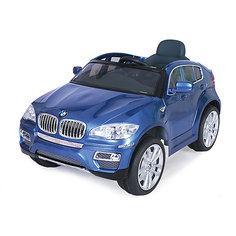 """Электромобиль """"BMW X6"""", р/у, mp3, со светом и звуком, Zilmer"""