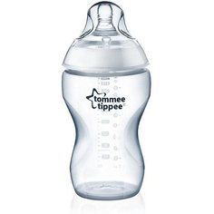 "Бутылочка для кормления Tommee Tippee ""Closer To Nature"" с антиколиковым клапаном от 3-х мес, 340 мл"