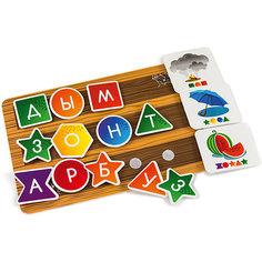 """Настольная игра PicnMix """"Интерактивная азбука"""""""