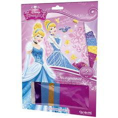 Дисней Принцесса Аппликация из фольги Золушка на балу 21*3 Origami