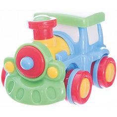 "Мини-машинка Little Tikes ""Моторы"" Синий паровозик"
