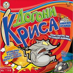 """Настольная игра Академия игр """"Догони Криса!"""""""