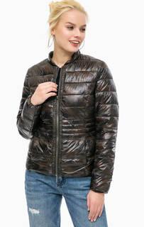 Куртка с камуфляжным принтом More & More