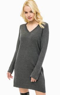 Базовое платье-свитер More & More
