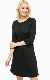 Базовое трикотажное платье More & More