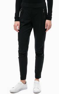 Трикотажные брюки на резинке Comma