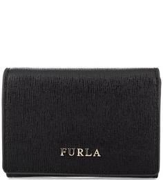 Кожаный кошелек с отделением для мелочи Furla