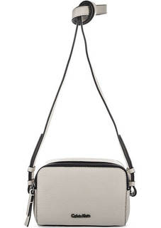Маленькая сумка из мягкой кожи Calvin Klein Jeans