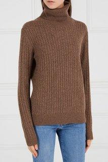Кашемировый свитер с косами Addicted