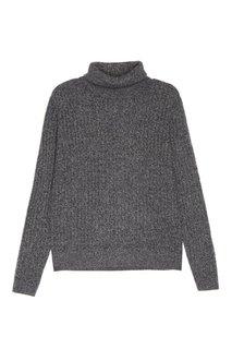 Серый кашемировый свитер Addicted