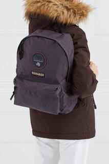 Серый рюкзак Voyage Napapijri