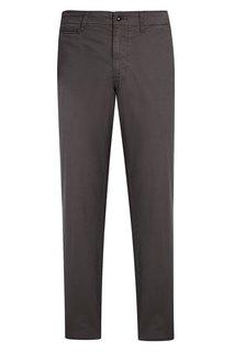 Хлопковые серые брюки Mana Napapijri